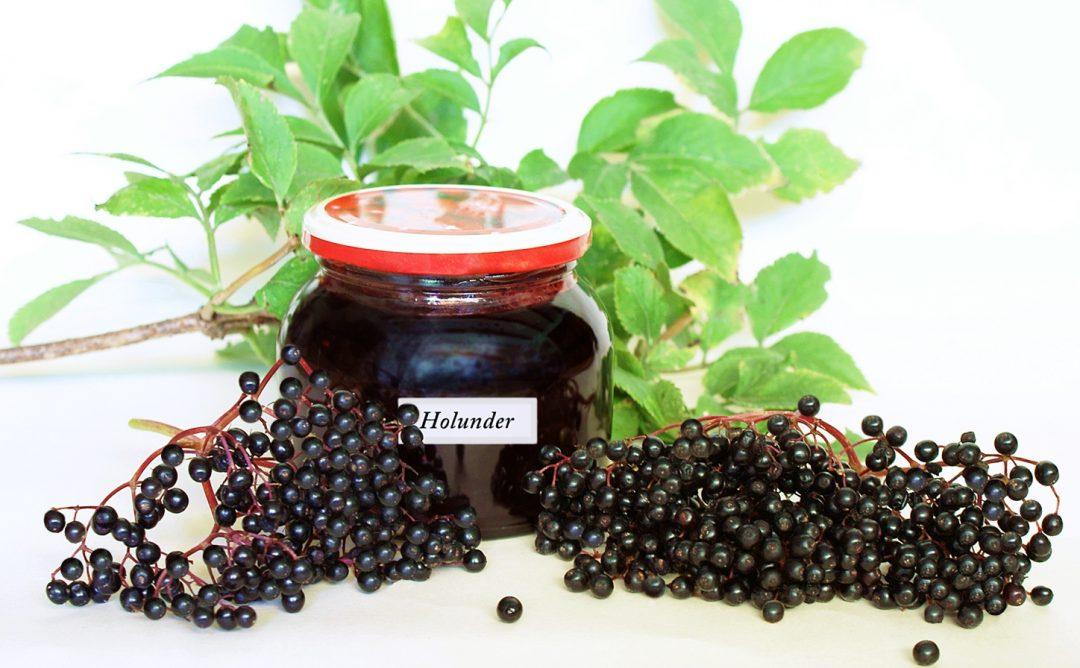 Holundermus: Köstlich und heilsam
