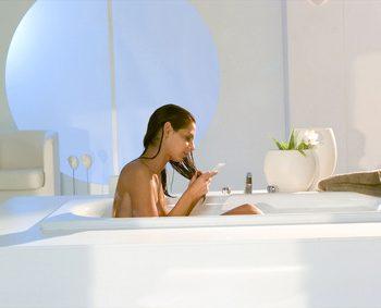 Gönne Dir ein entspannendes Kräuterbad