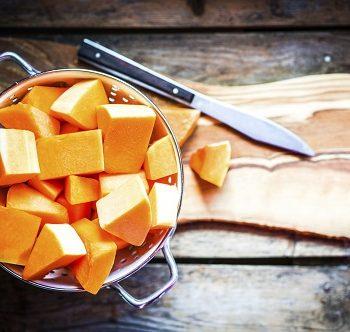 Perfekt für den Herbst: Kürbis-Gnocchi mit Salbeibutter