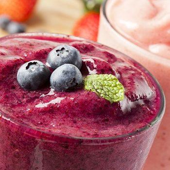 Mit Smoothies schafft man seine tägliche Vitaminration