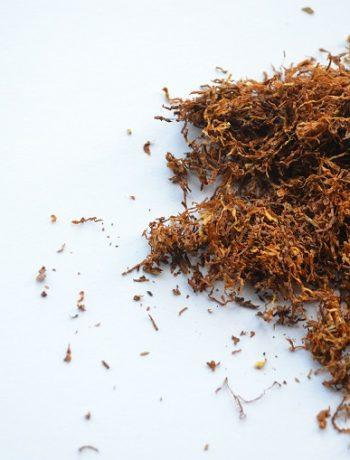 Nikotinfreien Tabak selbst herstellen