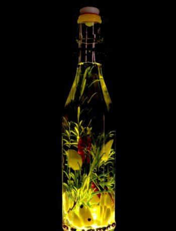 Chili-Knoblauch-Rosmarin-Öl selber machen