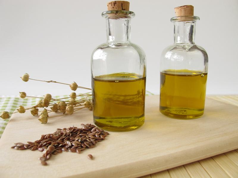 Das gesunde Öl aus Leinsamen