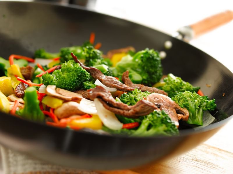 Frische Kräuter: mitkochen oder erst am Ende ins Essen geben?