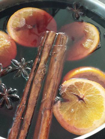 Weihnachtlich-würzig: Glühwein selber machen