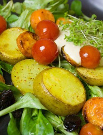 Leckere Winter-Salate für Festtage und Co